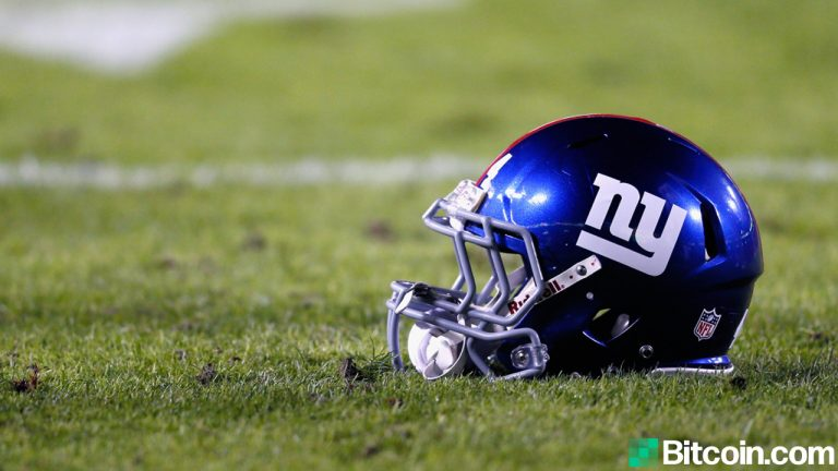 The NFL Gets a Taste of Crypto as Grayscale Partners With the New York Giants